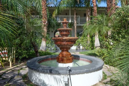 Fountain | Colony Palms Hotel