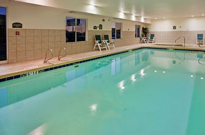 Pool | Holiday Inn Express & Suites Wichita Airport
