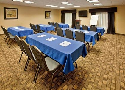 Meeting Facility | Holiday Inn Express & Suites Wichita Airport