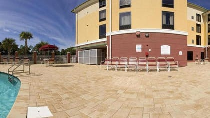 Outdoor Pool | Holiday Inn Express Hotel & Suites Port Richey