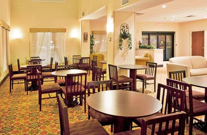 Dining | Holiday Inn Express Hotel & Suites Port Richey
