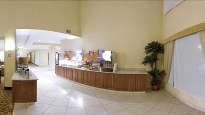 Breakfast Area | Holiday Inn Express Hotel & Suites Port Richey