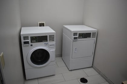 Laundry Room   Holiday Inn Express & Suites McPherson