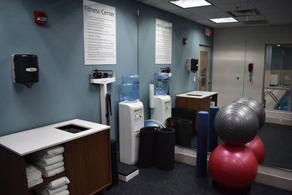 Fitness Facility   Holiday Inn Express & Suites McPherson