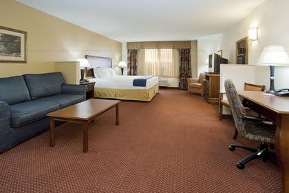 Guestroom | Holiday Inn Express Hotel & Stes Salt Lake City-Airport East