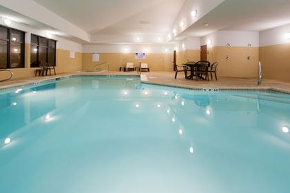 Pool | Holiday Inn Express Hotel & Stes Salt Lake City-Airport East