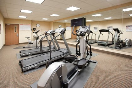 Fitness Facility | Holiday Inn Express Hotel & Stes Salt Lake City-Airport East