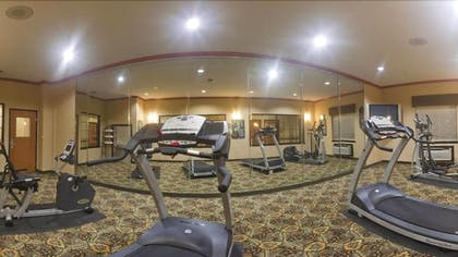 Fitness Facility | Holiday Inn Express Hotel & Suites Fairfield - North