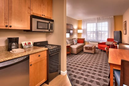 Guestroom | Towneplace Suites Marriott Yuma