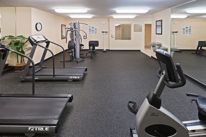 Fitness Facility | Candlewood Suites Wichita Falls at Maurine Street