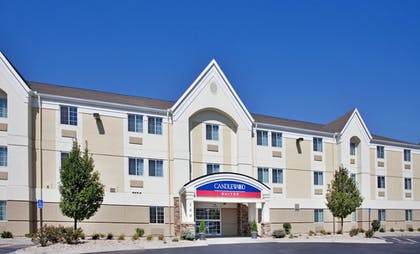 Exterior | Candlewood Suites Junction City Fort Riley