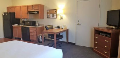 In-Room Kitchen | Candlewood Suites Springfield