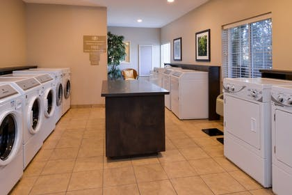 Laundry Room | Candlewood Suites Bloomington
