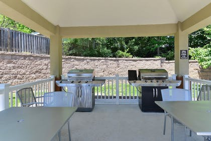 BBQ/Picnic Area | Candlewood Suites Winchester