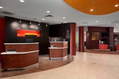 Lobby | Courtyard by Marriott Wall at Monmouth Shores Corporate Park