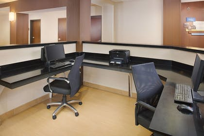 Business Center | Fairfield Inn & Suites by Marriott Lafayette South
