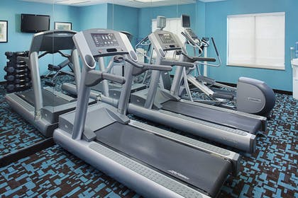 Sports Facility | Fairfield Inn & Suites by Marriott Lafayette South