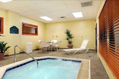 Outdoor Spa Tub | Fairfield Inn & Suites by Marriott Lafayette South