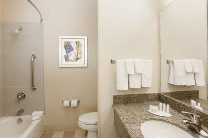 Bathroom | Fairfield Inn & Suites Temecula by Marriott