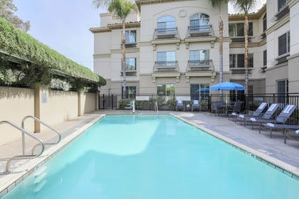 Outdoor Pool | Fairfield Inn & Suites Temecula by Marriott