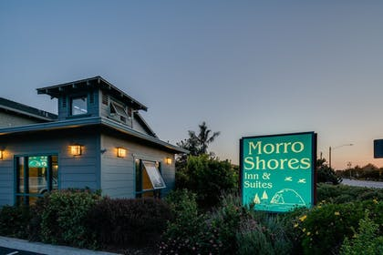 Hotel Front | Morro Shores Inn And Suites