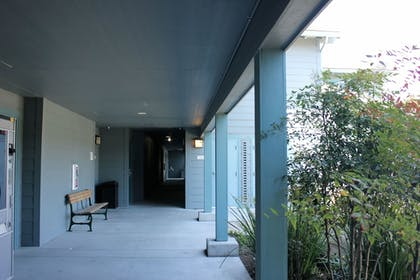 Porch | Morro Shores Inn And Suites