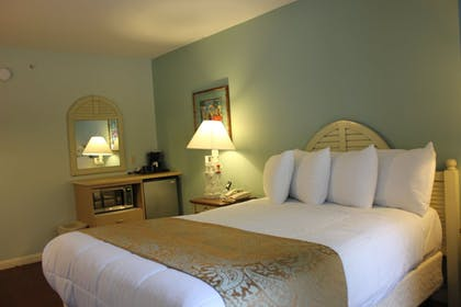 In-Room Amenity | Morro Shores Inn And Suites