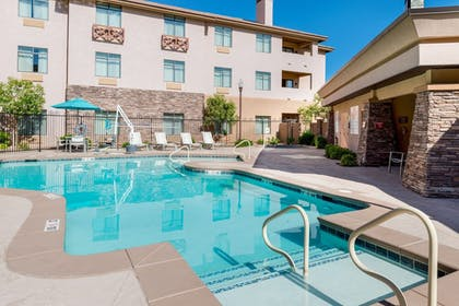 Pool | Holiday Inn Express St. George North - Zion