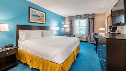 Guestroom   Holiday Inn Express & Suites Kendall