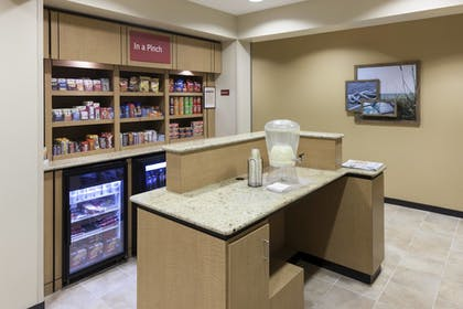 Snack Bar | TownePlace Suites by Marriott Suffolk Chesapeake