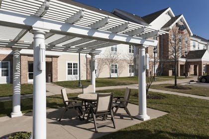 Terrace/Patio | TownePlace Suites by Marriott Suffolk Chesapeake