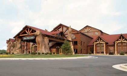 Exterior | Great Wolf Lodge Cincinnati/Mason