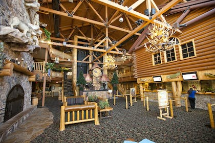 Reception | Great Wolf Lodge Cincinnati/Mason