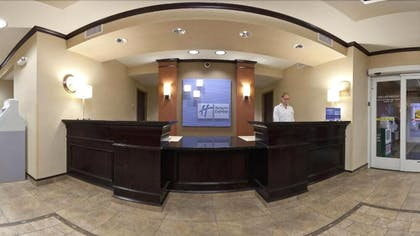 Reception | Holiday Inn Express & Suites Minot