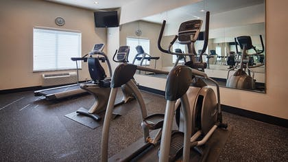 Fitness Facility | Best Western Lockhart Hotel & Suites