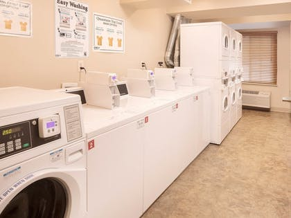 Laundry Room | WoodSpring Suites Fayetteville