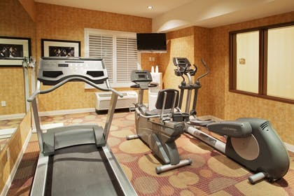Gym | Holiday Inn Express and Suites Modesto