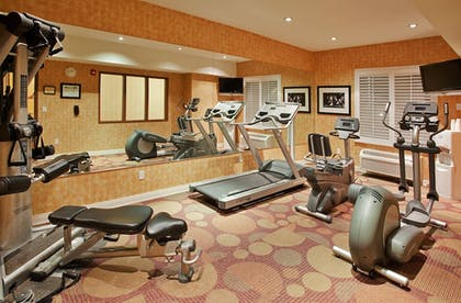 Fitness Facility | Holiday Inn Express and Suites Modesto