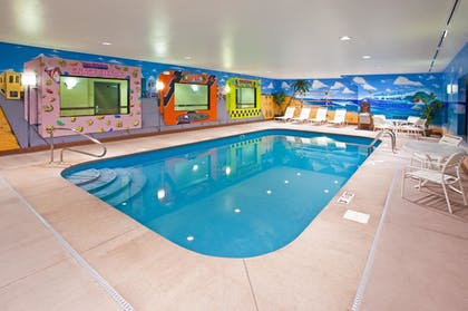 Indoor Pool | Holiday Inn Express Hotel & Suites Franklin-Oil City