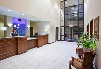 Interior Entrance | Holiday Inn Express Hotel & Suites Franklin-Oil City