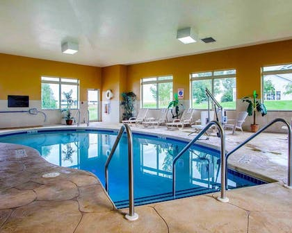 Indoor Pool | Comfort Inn And Suites