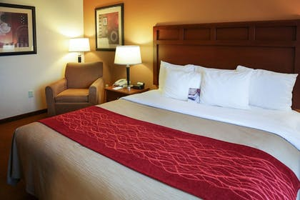 Guestroom | Comfort Inn And Suites