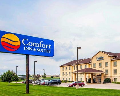 Hotel Front | Comfort Inn And Suites