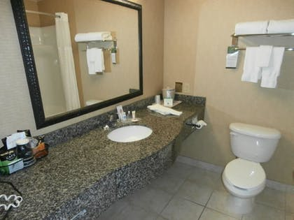 Bathroom | Comfort Inn And Suites