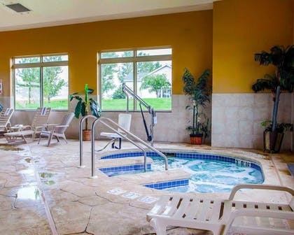Indoor Spa Tub | Comfort Inn And Suites