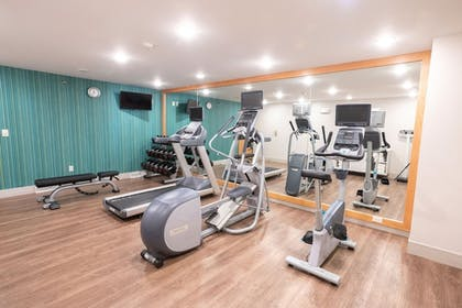 Fitness Facility | Holiday Inn Express Hotel & Suites Iron Mountain