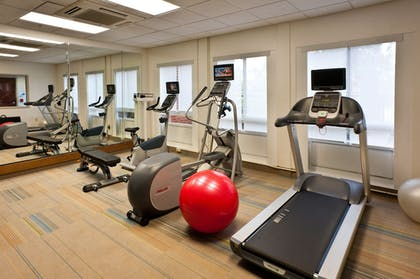 Fitness Facility | Holiday Inn Express Hotel & Suites Scott - Lafayette West