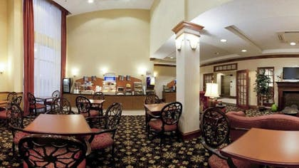 Dining | Holiday Inn Express Hotel & Suites Scott - Lafayette West