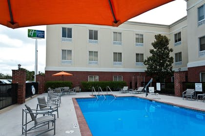Pool | Holiday Inn Express Hotel & Suites Scott - Lafayette West