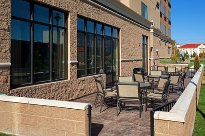 Balcony | Holiday Inn Hotel & Suites Salt Lake City-Airport West